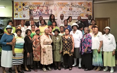 Rehoboth Seniors Luncheon 2018