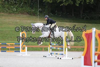 Grand Prix Ring: Level 1 Schooling Jumper