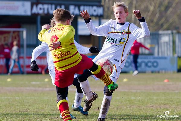27/02/2016: KFC Edeboys - Racing Wetteren-Kwatrecht B
