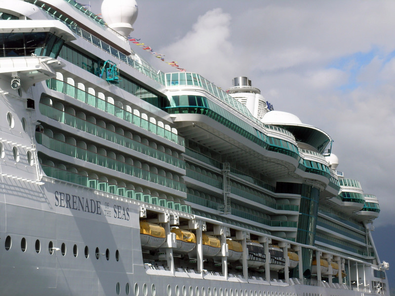The Serenade of the Seas