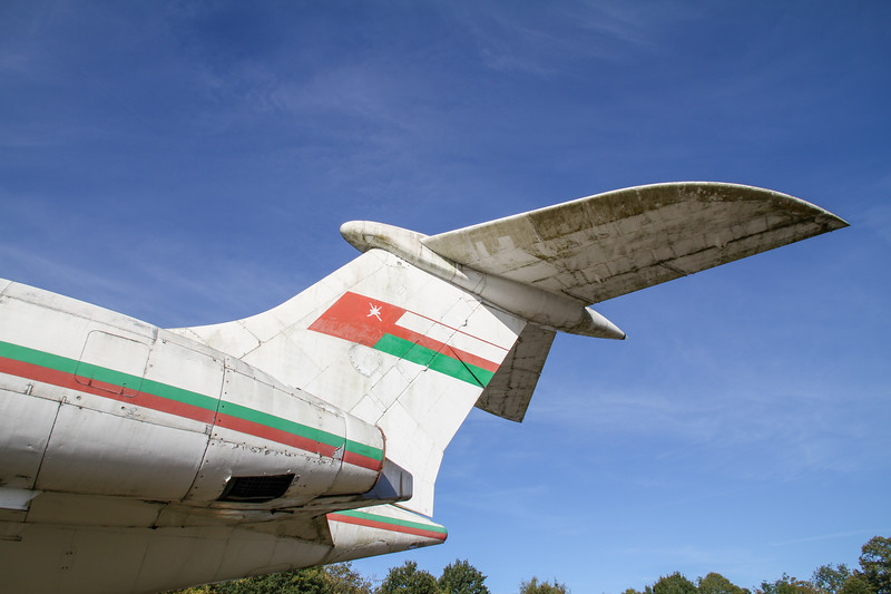 Vickers 1103 VC10 'Sultan of Oman'