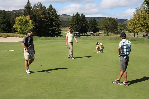 3rd Annual San Domenico Golf Tournament - 2012