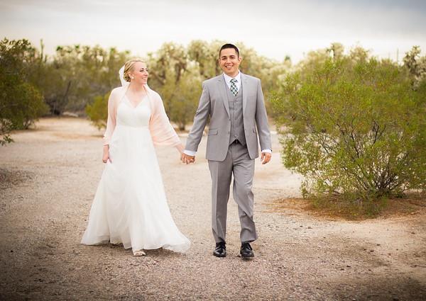 Ricardo and Jenn - December 2014