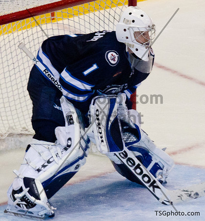 St-John's Ice Caps - David Aebischer