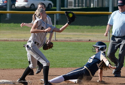 Butte VS Yuba Softball 2-16-2015