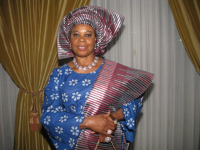 Late Mrs Veronica Ehimen