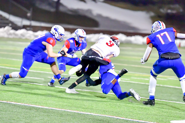 Playoff Game: Fairview at Cherry Creek - November 22 2019