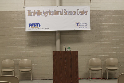 Birdville Agricultural Science Center Ribbon Cutting