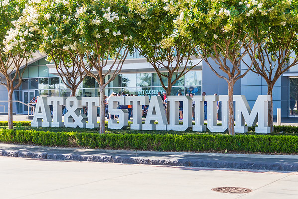 AT&T Stadium with Fort Worth Camera PW