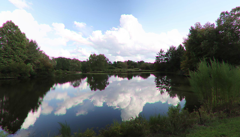 Upper pond panoramic