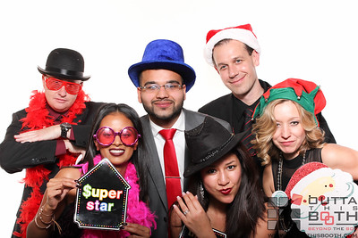 Toyotoshi Holiday Party 2015