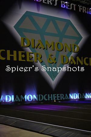 Diamond Cheer and Dance 2018