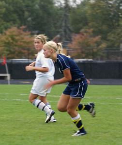 2010 Oakwood Girls Varsity Soccer vs Fairmont