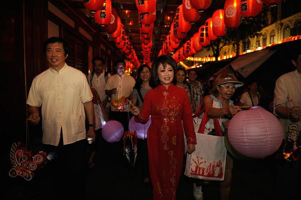 Chinatown Mid Autumn Festival 2015