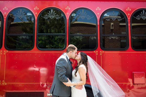 Abby + Brad: Wedding