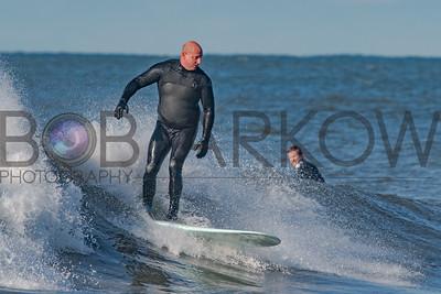 Surfing Long Beach 5-14-17