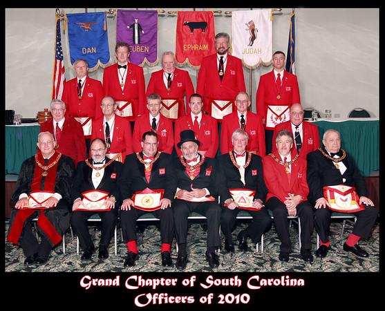 SC Grand York Rite 2010