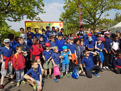 Boys Brigade  - Legoland May 2016