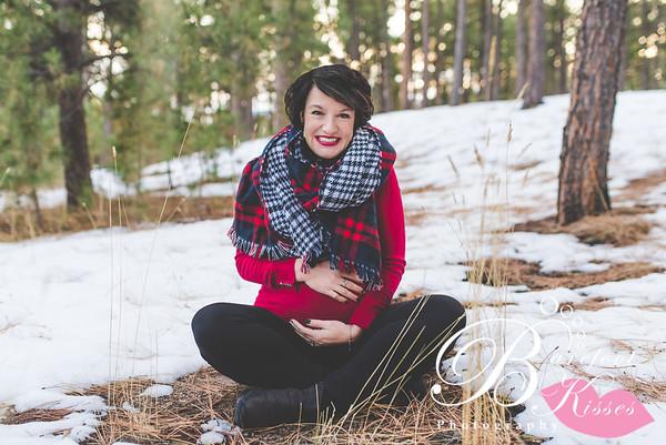 Brittany Maternity Pics