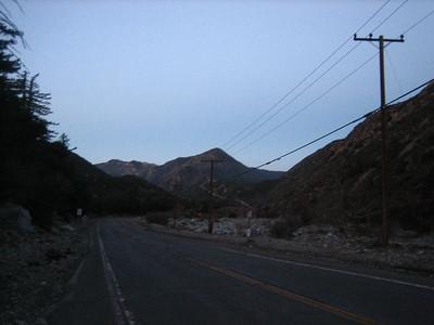 Baldy Village - Peak - Manker Flat 3-20-09