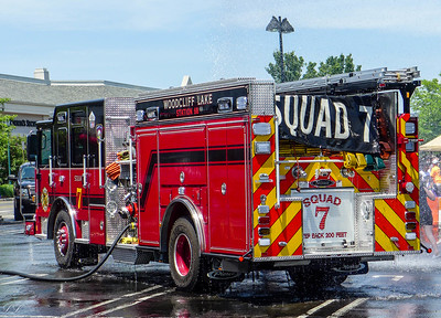 Woodcliff Lake FD Squad 7 Wetdown