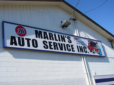 Marlin's 76 Service Station