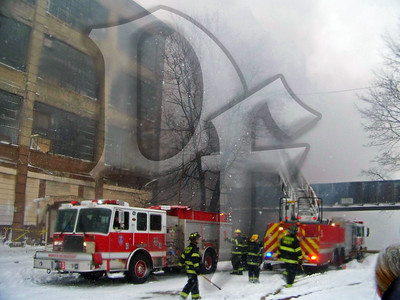 3 Alarm Fire - Rochester, NY 2/25/11