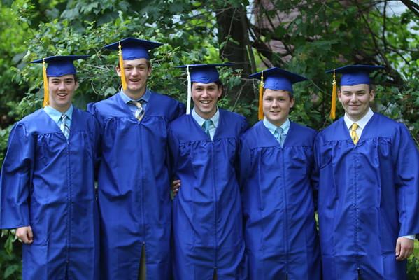 graduation 2015 - preceremony