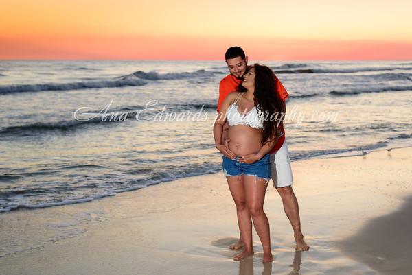 The Garza family  |  Panama City Beach