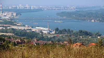 Srbija - Mirijevo, Orlovica, Slanci, Milica, Visnjicko i Nikino brdo, Visnjica, 9.9.2018.