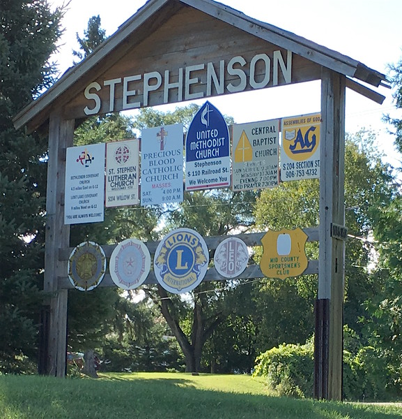 Stephensons aktiviteter