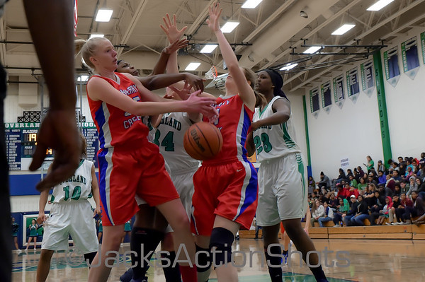 Girls: Cherry Creek at Overland - January 20th 2016