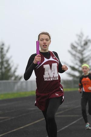 Marion D4 Girls 3200m Relay