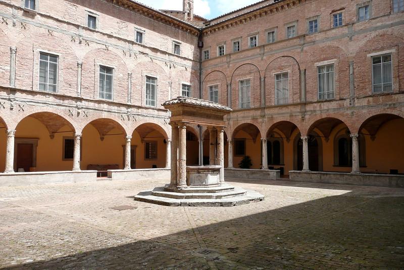 Chiesa S. Pietro. Perugia, Umbria