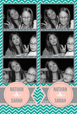 Nathan and Sarah Wedding 6.14.14