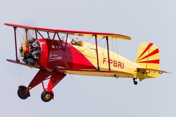 F-PBRI - Bücker Bu-133C Jungmeister