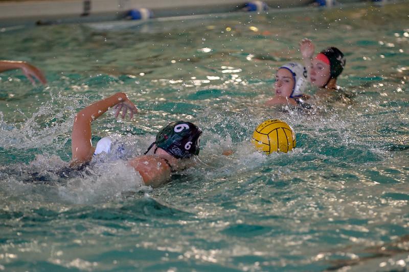 THS Girls Varsity Water Polo vs Newberg
