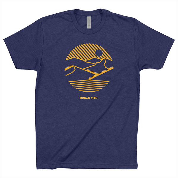 Organ Mountain Outfitters - Outdoor Apparel - Mens T-Shirt - Get Out There Tee - Storm.jpg