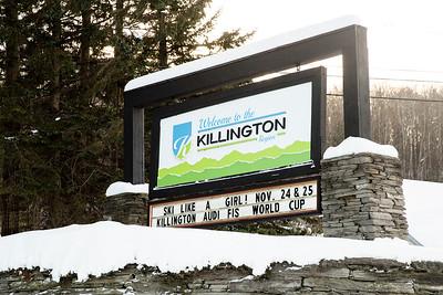 2018 FIS Killington World Cup