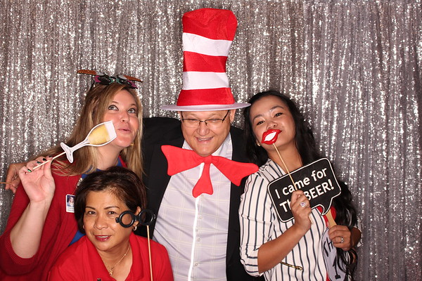 Gene's Seussical Birthday