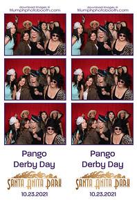 10/23/21 - Pango Derby Day