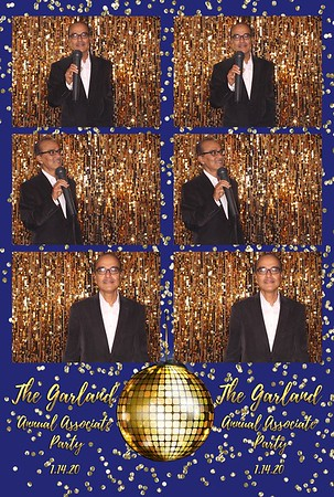 Garland Holiday Party 2019