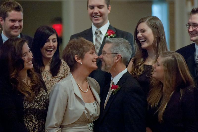 Family Portraits ~ Renewal of Vows Ceremony ~ St. Mary's Spirit Lake Iowa 51360