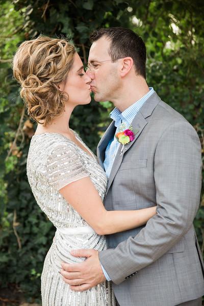 Amy + Mark Wedding