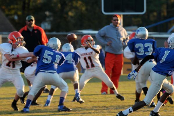 Warren 7th grade vs Monticello