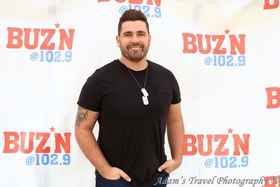Josh Gracin M&G (Country Jam 2018)