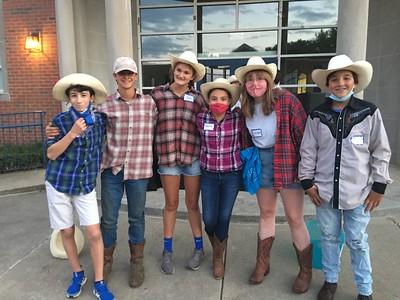 8th Grade Western Roundup - Apr 2021