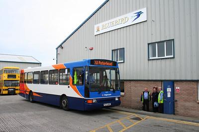 Stagecoach Peterhead Depot