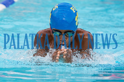 Palatka Swimming vs Ridgeview