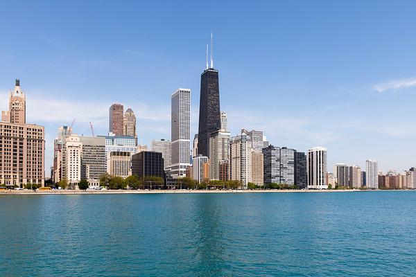 Chicago Scenic Bike trip May 2017